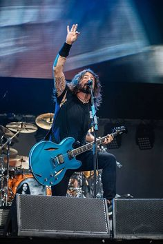 Foo Fighters Concert in Singapore
