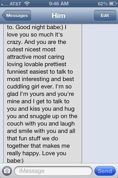 Cute text! Good night text. Love. The reason why I can't sleep ...