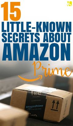 15 Little-Known Secrets About Amazon Prime - The Krazy Coupon Lady