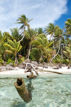 Traditionally, life in Tuvalu has been very relaxed. People live off the land -- fishing, hunting, and so forth.
