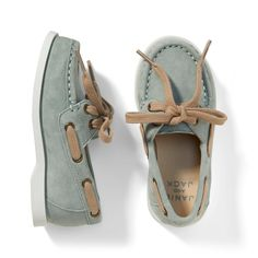 Boat shoe is always an outfit-maker. Made from genuine leather with a lace-up design. | Boys shoes | Boys accessories | Boys Summer collection  #boyshoes #boatshoe #afflink