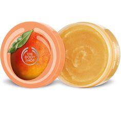 BODY SCRUB $20 http://www.thebodyshop-usa.com/bath-body-care/bath-body-top-rated/mango-body-scrub.aspx
