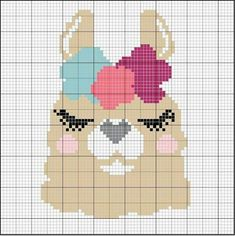 quilting like crazy Cactus Cross Stitch, Simple Cross Stitch, Cross Stitch Baby, Cross Stitch Animals, Modern Cross Stitch, Crochet Wall Hangings, Tapestry Crochet, Cross Stitch Pattern Maker, Cross Stitch Patterns