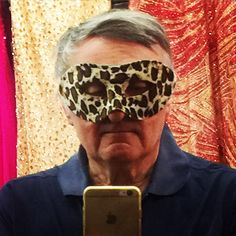 #guidolaudani #mask #leopard #roma #2016