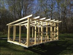 Pvc Pipe Shed Plans – – Yahoo Image Search Results – do pallet Backyard Storage Sheds, Diy Storage Shed, Backyard Sheds, Storage Ideas, Shed Building Plans, Diy Shed Plans, Wood Shed Plans, Portable Carport, Shed Design