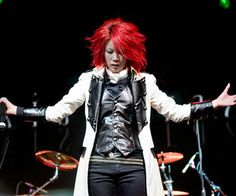 Jyou from Exist Trace.