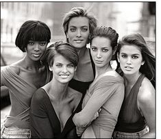 The Decade of Supermodel