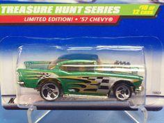 1998 Hot Wheels Treasure Hunt '57 Chevy