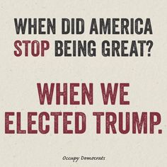 I Know That's Right!! oh, & by the way, trump LOST the popular vote! hope he chokes on that!