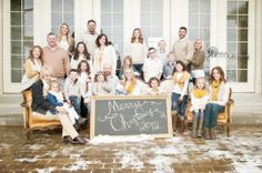 extended family photo winter | Winter Family-1-2 copy | The Blog – Aimee Lee Photography