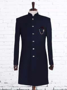 Don't Just Pin Get It In Your Wardrobe. Jayashree Garments We Build Custom Bespoke As Well As Made to Measure Garments Suits, Blazer's, Royal Sherwanis And Our Speciality Is Mass Production Of School/College's Uniforms Wedding Kurta For Men, Wedding Dresses Men Indian, Wedding Dress Men, Wedding Suits, Wedding Groom, Wedding Attire, Wedding Reception, Sherwani Groom, Mens Sherwani