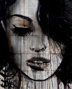 "Saatchi Art Artist Loui Jover; Drawing, ""only if"" #art"