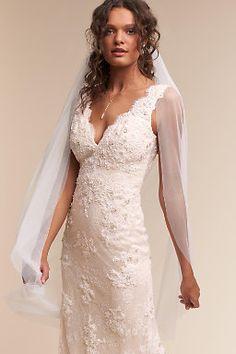 Boho Chic-Eliana Bridal Gown