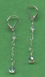 Northanger Abbey Earrings: Introduction and Materials
