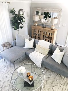 Get ready for a lighter look for Spring with a softer color palette. I have two new happy finds from HomeGoods. Sponsored Pin.