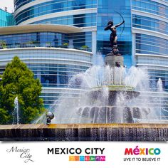 Pin your favourite Mexico City pics for your chance to WIN an all-inclusive trip for 2 to Mexico! All Inclusive Trips, All Inclusive Packages, Vacation Packages, Mexico Vacation, Vacation Deals, Vacation Spots, Mexico City, Statue Of Liberty, Travel