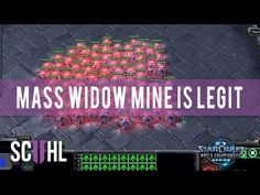 Mass Widow Mine is a LEGIT strat - WCS 2015 - YouTube