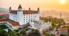 Enjoy Bratislava by mini-bus and foot as you visit the historic Michalska Gate, the beautiful Primatial Palace and the Bratislava Castle. You will be guided through the old town and shown famous sites outside of the center on this 3-hour tour.
