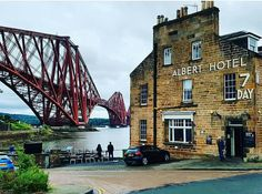 Albert hotel - North Queensferry