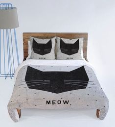 30+ Cat Themed Bedroom Decorating Ideas   Bedroom Ideas For Cat Lovers