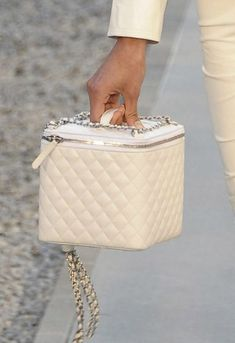 fashion.telegraph.co.u love this square shape and from the '11/'12 Chanel Cruise Collection