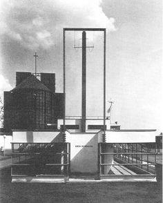 Rudolf-Mosse-Pavillion I Architekt: Erich Mendelsohn I Baujahr: 1928 I Adresse: Kennedy-Ufer, 50679 Köln