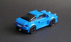 Lego 2018 Alpine A110 - 02 | Time for another contemporary b… | Flickr
