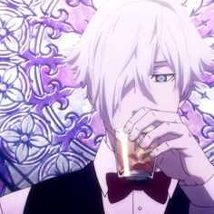 Death Parade Anime those who have yet to see this anime I HIGHLY recommend it, the concept I find extremely intriguing. Its not like death or Shinigami on notable anime's as (Black Butler, Soul Eater,and Death Note) no its entirely different, a rare treat as this is hard to come across don't see many animes as original as this