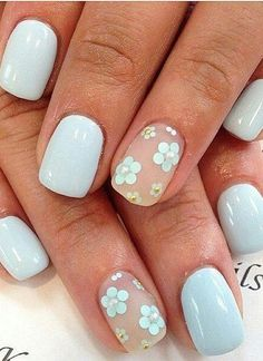 summer nail art design https://www.facebook.com/shorthaircutstyles/posts/1759169754373464
