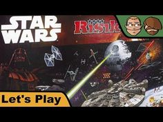 Risiko Star Wars – Let's Play | Hunter & Cron