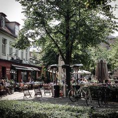 Bopa plads - Cafe Bopa & Cafe Pixie