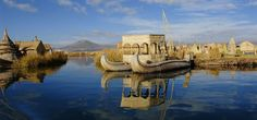 Lac Titicaca Pérou