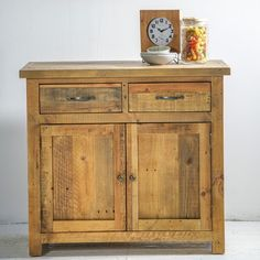 Vintage Small Buffet (1000W x 450D x 900H mm) RRP $599