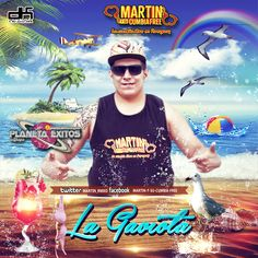 Martin Y Su Cumbia Free - La Gaviota (Dj Hugo Gimenez Remix)