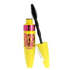 eaf4b8b5f90 Maybelline Volum' Express® The Colossal Big Shot™ Waterproof Mascara in  2019 | All things BEAUTY!! | Big shot mascara, Maybelline big shot mascara,  ...