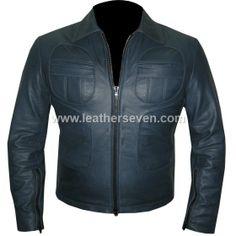 Vintage Biker Style Men Cowhide Leather Motorcycle Motorbike Biker Racing Jacket with Vintage Collar