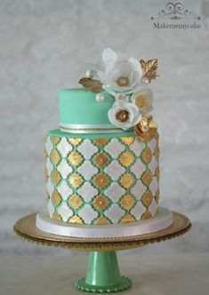 Stunning Wedding Cakes We Can't Stop Looking At - MODwedding