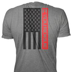 R You Rogue Flag Shirt - Tshirts - Men's Apparel - Apparel (Brandon)