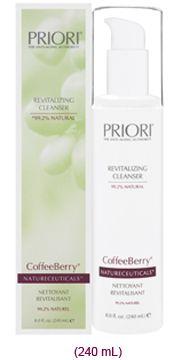 Revitalizing Cleanser 240 ml - Tüm cilt tiplerinin kullanabileceği % 99.2 doğal bu temizleyici cildi temizlerken aynı zamanda cilde canlılık ve yumuşaklık verir. Vücut için kullanımıda uygundur. www.iyikidealdim.com
