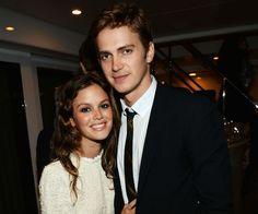Rachel Bilson e ator que fez Anakin em 'Star Wars' estão esperando um bebê >> http://glo.bo/1jD2m3K