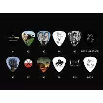 10 Palhetas Personalizadas Pink Floyd - Frete Grátis (leia)