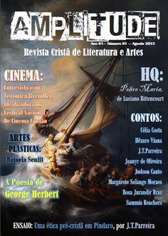 Poesia Evangélica: Lançamento: AMPLITUDE, Revista Cristã de Literatur...