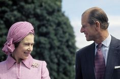 Prince Philip Over the Years | POPSUGAR Celebrity