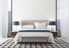 Be Inspired With Bedroom Decoration Tricks Aparattus Design   http://aparattus.pt/en/be-inspired-with-bedroom-decorating-tricks/  #bedroom #cama #quarto #room #bed #bedsidetable #sidetable #interiordesign #homedesign #decoration #decor #decortriks #homedecor #trends #bedroomtrends #home #interiors #homeinteriors #hometrends