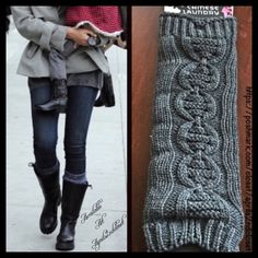 Chinese Laundry Luxury Crochet Leg Warmers  NEW WITH TAGS   Chinese Laundry Luxury Crochet Leg Warmers Boot Covers * Ribbed top details.  * Ideal for layering; Lightweight & comfortable. * Will fit in or over most boots & shoes. * Tagged one size fits most. * Super soft crocheted knit fabric; Stretch-To-Fit slouchy Style   Fabric: 100% Polyester ; Machine Wash Cold Color: Charcoal Grey  ✅ Bundle Discounts ✅ No Trades  Chinese Laundry Accessories Hosiery & Socks