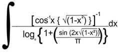 5 Most Beautiful Questions From Integral Calculus