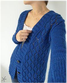 un petit bazar / lien vers modèle et info laine