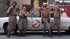 Leslie Jones wants people to see 'Ghostbusters' before they call it racist http://ift.tt/1W0K5wE  There was some backlash in the atmosphere when the first Ghostbusters reboot trailer dropped.  Many felt that having Leslie Jones the one black actress co-starring in the film play a transit worker who offers her particular set of skills to fight ghosts is racist when her white co-stars play scientists.  Now Jones is busting the criticism in a series of tweets letting people know that she has no…