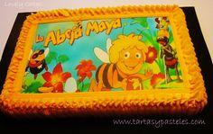 Tarta Abeja Maya