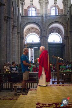 Pilgrim Mass in Santiago de Compostela Cathedeal #SantiagodeCompostela #Mass #Cathedral  photo made by Katarzyna Kędzierska